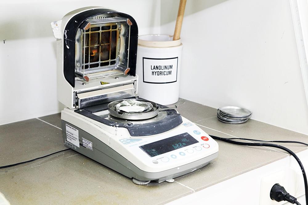 измерение сухого остатка, лаборатория огнезащиты
