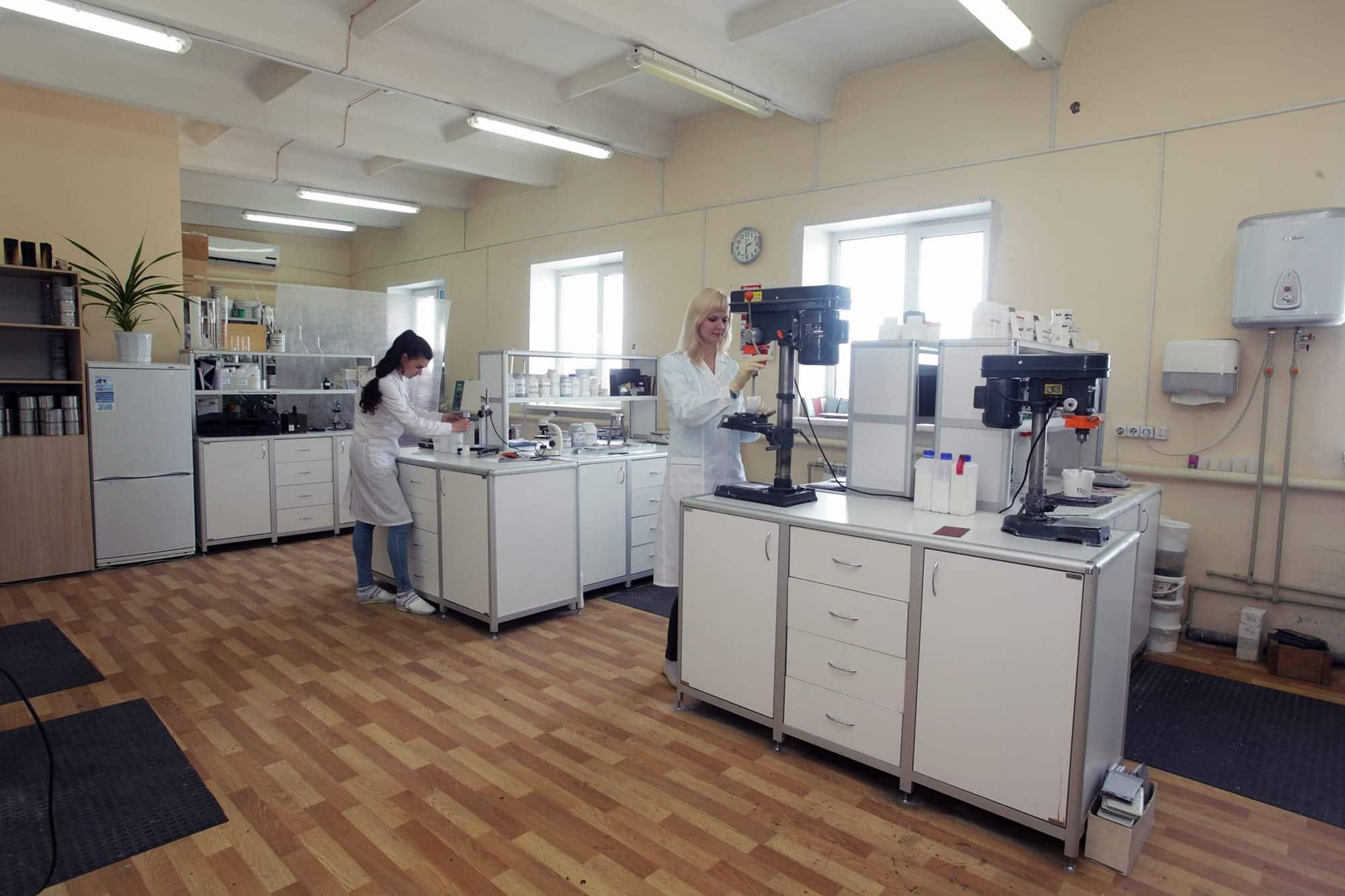 лаборатория огнезащиты